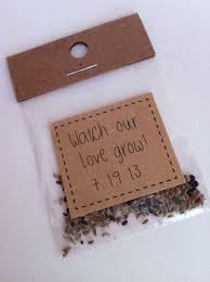 seed wedding favors flower seeds for wedding favors our grow wildflower