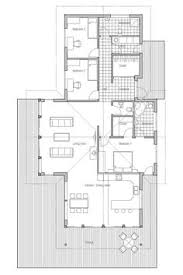 Design Small House Small Home Plan With Very Simple Lines And Shapes Affordable To