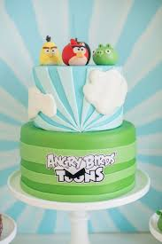 133 angry birds cakes images angry birds cake