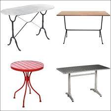 table rectangulaire cuisine supérieur table de jardin pliante 6 cuisine table