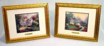 Home Interiors And Gifts Framed Art Thomas Kinkade Artwork Kinkaid Gifts Prints Kincade Art Kincaid