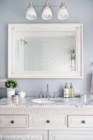 diy bathroom mirror frame ideas bathroom mirror ideas best 25 bathroom mirrors ideas on