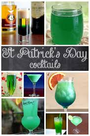 st s day cocktails to mix up and enjoy