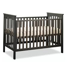 Convertible Mini Crib 3 In 1 by Natart Allegra Convertible Crib With Tufted Panel Kids N Cribs