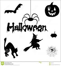 halloween silhouettes free halloween silhouettes best images collections hd for gadget