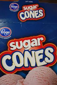 thanksgiving cornucopia treats sugar cone cornucopia tgif this grandma is fun