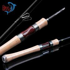 best spinning rod rosewood 2sec carbon spinning fishing rod ul power 1 8g lure