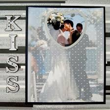 wedding scrapbook pages 7661 best scrapbook pages images on
