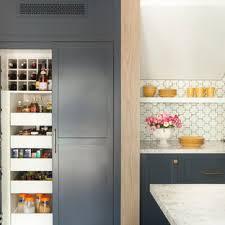 narrow depth kitchen storage cabinet 75 beautiful kitchen pantry pictures ideas april 2021