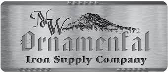 northwest ornamental iron supply company tacoma seattle
