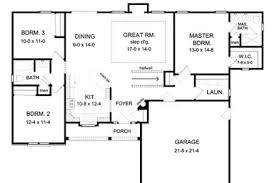 ranch style homes floor plans ranch house floor plans open floor plan house designs open ranch