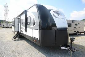 2018 forest river vibe 313bhs rear bunk house outside kitchen 3