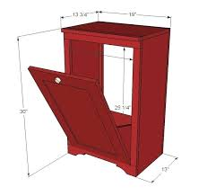 built in trash can cabinet terrific kitchen trash can ideas ideas about trash can cabinet