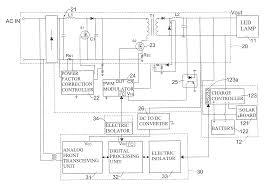 Solar Power Street Light by Patent Us8040102 Solar Powered Led Street Light Google Patents