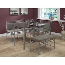 dining room diy corner booth kitchen table with storage kitchen full size of dining room cappuccino silver metal corner 3 piece 2017 dining set l14346264