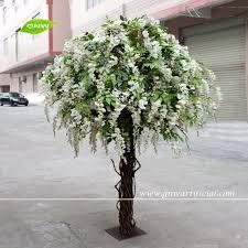 artificial trees bls053 artificial wisteria tree wedding centerpieces tree buy
