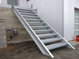 Access Stairs Design Captivating Aluminium Stairs Design Fabricated Metal Stairs Custom