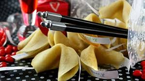 cuisiner chinois biscuits chinois fortune cookies