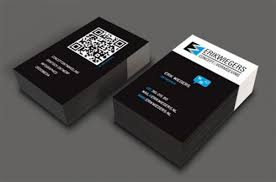 Business Card With Qr Code 1800businesscards U2014 40 Qr Code Business Cards Design