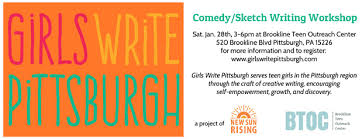 girls write pittsburgh inspires teen girls to find their voices