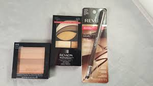 makeup review swatches revlon fiery temptress collection fall