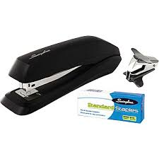 Staples Business Card Prices Swingline Standard Stapler Value Pack 15 Sheets Black Premium