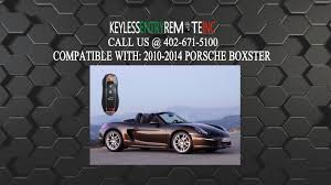 porsche boxster key fob how to replace porsche boxster key fob battery 2010 2011 2012 2013