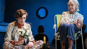 Seeking Cast Maude Theatre Review Harold And Maude At The Charing Cross Theatre Wc2