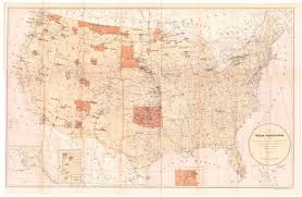 map usa indian reservations us indian reservation map set 2 mapping the land its