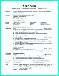 How To List Job Experience On Resume by How To List A Degree On A Resume Free Resume Example And Writing