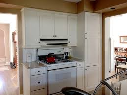 Bisque Kitchen Cabinets Texas Kitchen In Cream Colored Traditional Cabinets