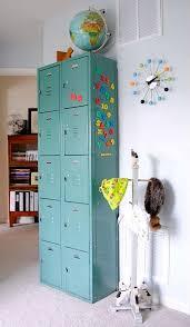 Unique Kids Room Vintage Storage Pieces Nauvoo IL Interior Designer - Kids room lockers
