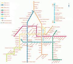 Shenzhen Metro Map Guangzhou Subway Map Metro Map Of Guangzhou Guangzhou Travel Guide