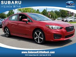 2017 subaru impreza sedan sport subaru of little rock vehicles for sale in little rock ar 72210