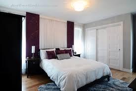 la chambre a coucher avant après une chambre à coucher romantique et stylée martine