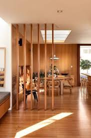 Modern Living Room And Dining Room Dividir Sem Excluir Wood Partition Display And Woods