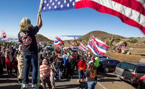 Flags In Hawaii Activists Delay Rebirth Of Hawaii Hotel With Elvis Ties Naples