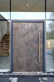 modern wood door front doors wood door in stock contemporary oak external doors