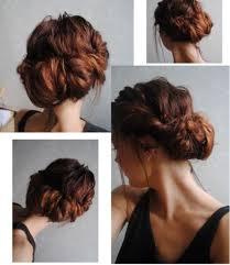 hair bun hair to try braided bun hairstyles pretty designs
