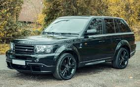 range rover custom wheels david beckham u0027s 100 000 range rover sport up for auction