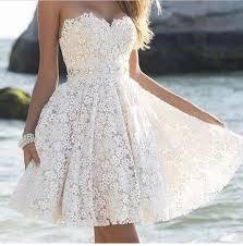 dress white dress dress summer dress cream dress short