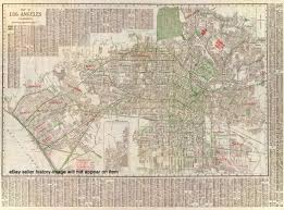 South Los Angeles Map by Welcome To Historynyc Historical Maps Poster Books And Custom