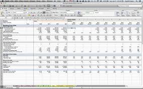 Financial Modeling Excel Templates Startup Financial Model Demo