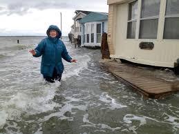 maryland u0027s ocean city wakes up to sandy damage