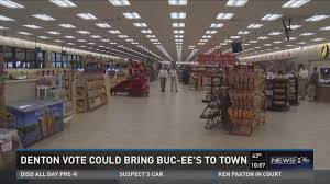 Buc Ee S Location Map Denton Oks Incentives For Buc Ee U0027s Travel Center