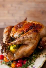 citrus herb turkey brine recipe for a thanksgiving turkey