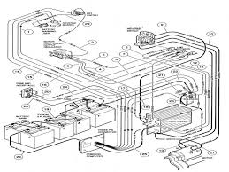 club car 36 volt wiring diagram club wiring diagrams