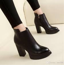 womens boots for fall 2017 2017 boots heel platform shoes autumn winter
