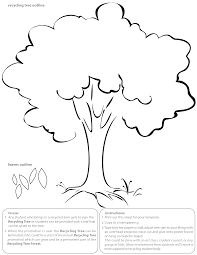 best photos of template of tree tree outline template printable