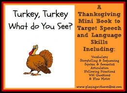 turkey turkey what do you see free printable book for preschoolers